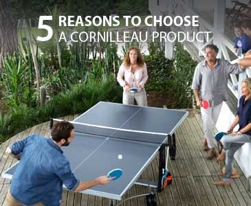 5 reasons to choose Cornilleau